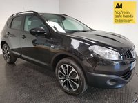USED 2013 13 NISSAN QASHQAI 1.5 DCI 360 5d 110 BHP FSH-1 OWNER-LEATHER-BLUETOOTH-A/C