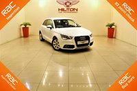 USED 2012 12 AUDI A1 1.6 TDI SE 3d 103 BHP + 1  OWNER FROM NEW ++ SERVICE HISTORY
