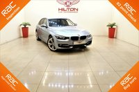 USED 2012 12 BMW 3 SERIES 2.0 318D SPORT 4d AUTO 141 BHP + 1 PREV OWNER + FULL SERVICE HISTORY + RAC APPROVED DEALER