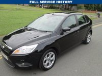 USED 2011 11 FORD FOCUS 1.6 SPORT 5d 99 BHP FULL SERVICE HISTORY - 54,000 GUARANTEED MILES - LOADS OF EXTRAS