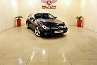 USED 2009 59 MERCEDES-BENZ CLS CLASS 3.0 CLS350 CDI 4d AUTO 222 BHP 2 Prev Owners + Exel Condition