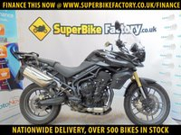 USED 2012 62 TRIUMPH TIGER 800  GOOD & BAD CREDIT ACCEPTED, OVER 500+ BIKES