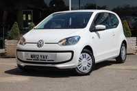 USED 2012 12 VOLKSWAGEN UP 1.0 MOVE UP 3d 59 BHP