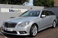 2012 MERCEDES-BENZ E 250 2.1 CDI BLUE EFFICIENCY SPORT ED125 5d AUTO 204 BHP £16480.00