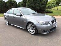 2007 BMW 5 SERIES 3.0 530D AC 4d AUTO 232 BHP £7495.00