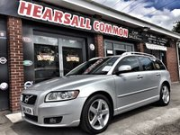 USED 2011 11 VOLVO V50 1.6 DRIVE SE LUX EDITION S/S 5d 113 BHP