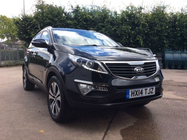 view sportage cars willington used from garage kia our in