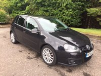 USED 2008 58 VOLKSWAGEN GOLF 2.0 GT TDI 5dr LEATHER 138 BHP 6 MONTHS PARTS+ LABOUR WARRANTY+AA COVER