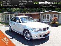 USED 2011 11 BMW 1 SERIES 2.0 120D M SPORT 5d 175 BHP