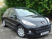USED 2012 12 PEUGEOT 207 1.4 HDI ACTIVE 3d  ECONOMICAL £20 ROAD TAX HATCHBACK