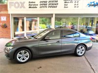 USED 2016 16 BMW 3 SERIES 2.0 320D SPORT 4d 188 BHP Satellite Navigation
