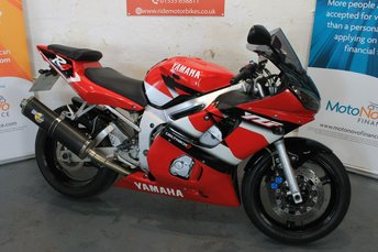 View our YAMAHA YZF R6