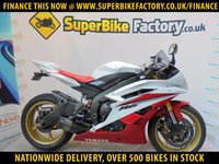 USED 2007 07 YAMAHA R6  GOOD & BAD CREDIT ACCEPTED, OVER 500+ BIKES