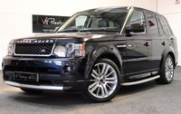 USED 2012 12 LAND ROVER RANGE ROVER SPORT 3.0 SDV6 HSE 5d AUTO 255 BHP **AUTOBIOGRAPHY KIT-DUAL TV**