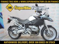 USED 2006 06 BMW R1200GS  GOOD & BAD CREDIT ACCEPTED, OVER 500+ BIKES