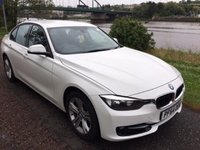 USED 2015 64 BMW 3 SERIES 2.0 318D SPORT 4d 141 BHP ***LOW MILEAGE***