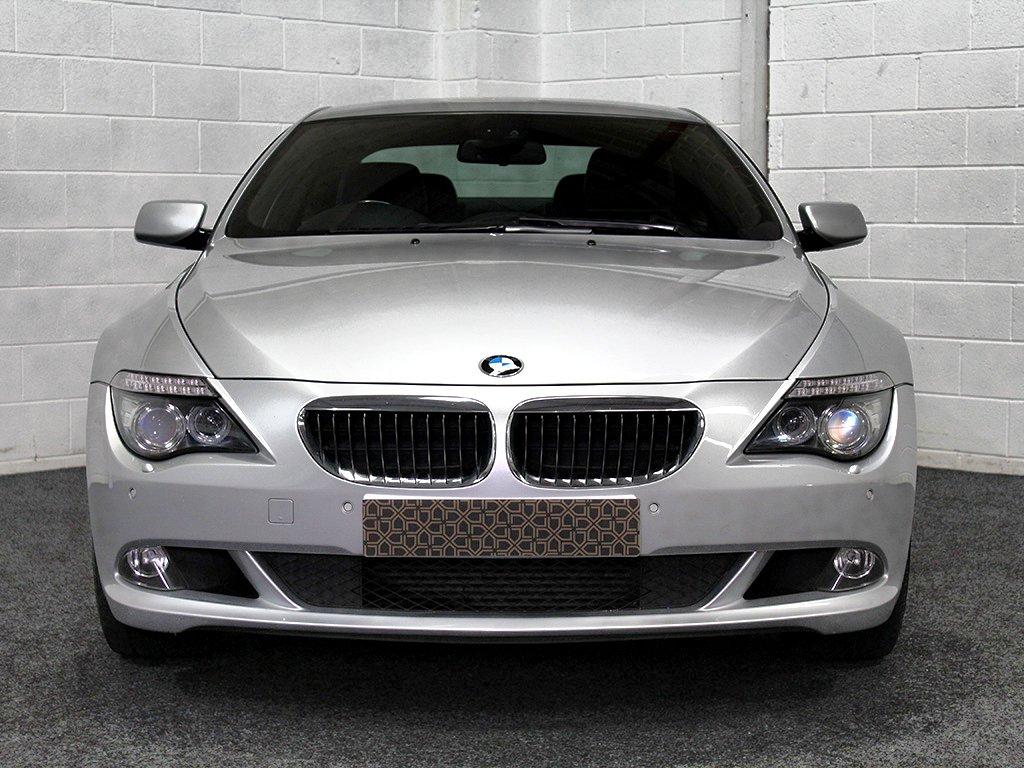 2008 BMW 6 Series 635d Sport £14,995