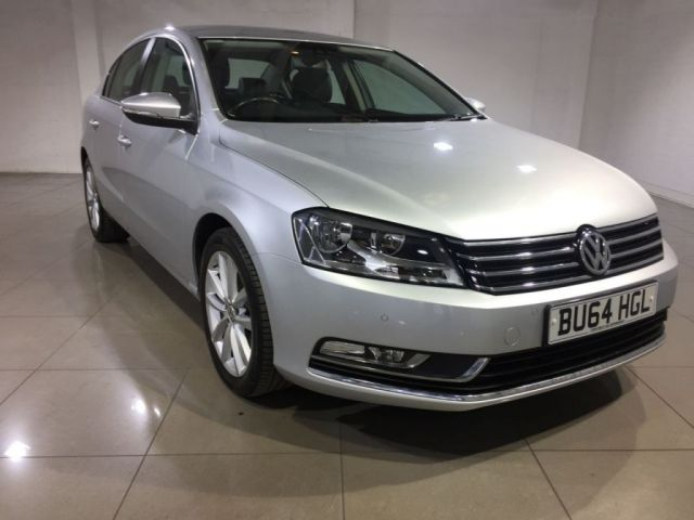 View our 2014 64 VOLKSWAGEN PASSAT 2.0 EXECUTIVE TDI BLUEMOTION TECHNOLOGY DSG 4d AUTO 139 BHP