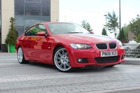 USED 2008 08 BMW 3 SERIES 320D M SPORT 2.0 2d FBMWSH - H/LEATHER - MUST SEE