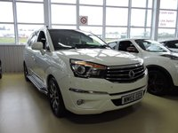 USED 2015 65 SSANGYONG RODIUS TURISMO 2.2 ELX 5d AUTO 176 BHP