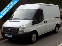 USED 2011 61 FORD TRANSIT 2.2 FWD 280 MWB MEDIUM ROOF 125 BHP 6 SPEED No VAT To Pay, Full Service History