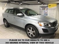 USED 2011 11 VOLVO XC60 2.4 D5 SE LUX AWD 5d AUTO 205 BHP Full service history, Leather upholstery, Family pack, Bluetooth, Satellite Navigation, Rear parking sensors