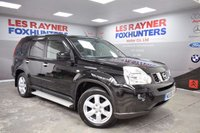 USED 2008 08 NISSAN X-TRAIL 2.0 AVENTURA DCI 5d 148 BHP Full Service History , Full leather interior , Panoramic roof