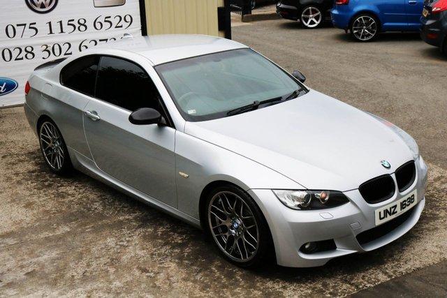 2008 BMW 3 SERIES 320D M SPORT 175 BHP COUPE (FINANCE & WARRANTY)