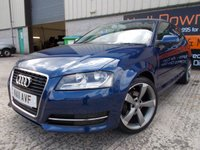 USED 2011 11 AUDI A3 1.2 TFSI 3d 105 BHP Low Rate Finance, No Fees, No Deposit Needed