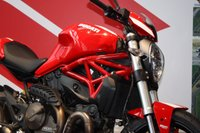 USED 2015 15 DUCATI MONSTER 821 STRIPE