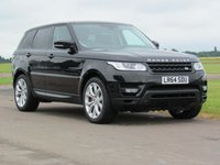 USED 2014 64 LAND ROVER RANGE ROVER SPORT 5.0 V8 AUTOBIOGRAPHY DYNAMIC 5d AUTO 510 BHP