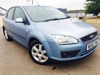 USED 2005 55 FORD FOCUS 1.6 SPORT 16V 5d 116 BHP