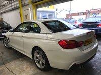 USED 2015 15 BMW 4 SERIES 2.0 425D M SPORT 2d AUTO 215 BHP