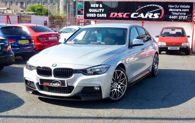 2015 15 BMW 3 SERIES 2.0 320D M SPORT 4dr 181 BHP   **FULL PERFORMANCE KIT**