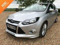 2013 FORD FOCUS 1.6 ZETEC S TDCI 5d 113 BHP £7795.00