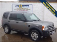 USED 2007 07 LAND ROVER DISCOVERY 2.7 3 COMMERCIAL XS MWB 1d 188 BHP Commercial Heated Seats A/C 0% Deposit Finance Available