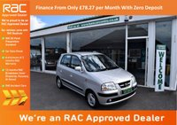 USED 2006 55 HYUNDAI AMICA 1.1 CDX 5d 63 BHP FINANCE FROM ONLY £78.27pm