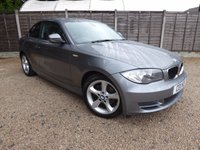 USED 2011 11 BMW 1 SERIES 2.0 120i SPORT COUPE 2dr Great Spec, BMW SH