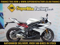 USED 2014 14 TRIUMPH DAYTONA 675 R  GOOD & BAD CREDIT ACCEPTED, OVER 500+ BIKES