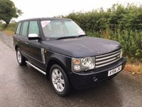 USED 2004 54 LAND ROVER RANGE ROVER TD6