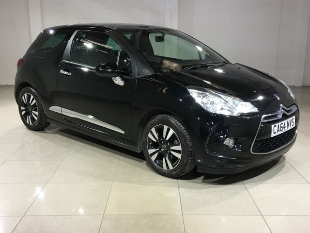 View our 2015 64 CITROEN DS3 1.6 E-HDI DSTYLE 3d 90 BHP