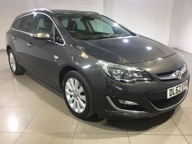 View our 2013 62 VAUXHALL ASTRA 2.0 SE CDTI S/S 5d 163 BHP