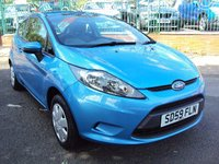USED 2009 59 FORD FIESTA 1.2 STYLE 3d 81 BHP CLEAN CAR+ECONOMY+GOOD SPEC+