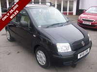 USED 2012 FIAT PANDA 1.2 ACTIVE 5STR 5d 69 BHP