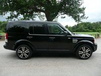 USED 2013 63 LAND ROVER DISCOVERY 3.0 4 SDV6 COMMERCIAL 1d AUTO 255 BHP