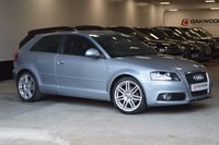 USED 2009 09 AUDI A3 2.0 TDI S LINE 3d 140 BHP *LOW MILES* ** LOW MILES - NICE COLOUR **