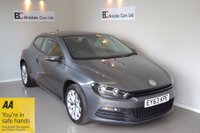 USED 2013 63 VOLKSWAGEN SCIROCCO 2.0 TDI BlueMotion Tech GT DSG 3dr Nav - Full History - One Owner