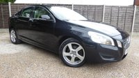 USED 2011 11 VOLVO S60 2.0d D3 SE 4dr Cruise, PDC, FSH