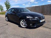 2015 LEXUS IS 2.5 300H EXECUTIVE EDITION 4d AUTO 179 BHP £17995.00
