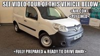 USED 2013 63 RENAULT KANGOO 1.5 dCi eco2 ML19 75 Phase 2 Panel Van 5dr +AIR CON+PLY LINED+